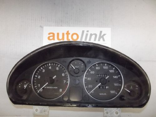 Instrument cluster panel, Eunos Roadster MX-5 mk1 N034, kph, USED